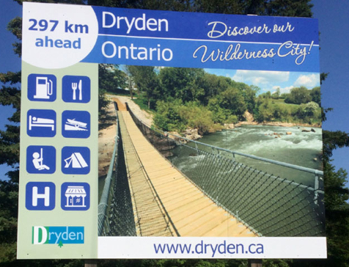 Dryden Billboard