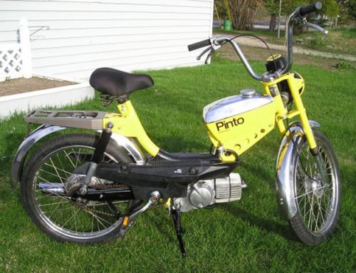 Pinto Bike